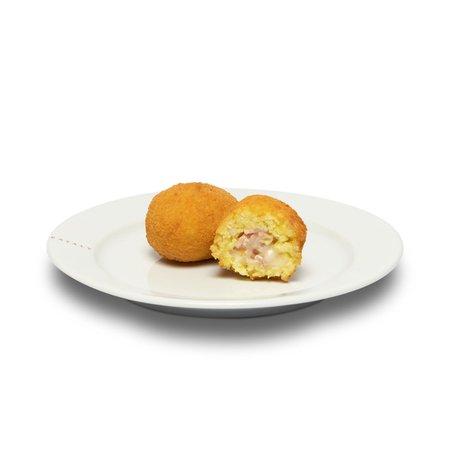 Arancino Besciamella e Prosciutto Cotto 1pz 150g