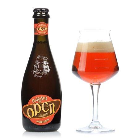 Open Amber 0,33l