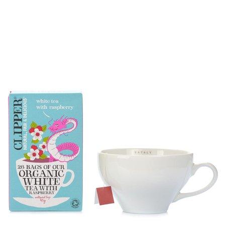 Tè Bianco al Lampone 26 Filtri