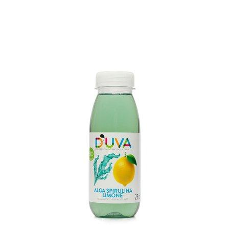 Succo Uva, Alga Spirulina e Limone Bio