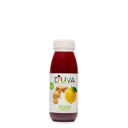 Succo Uva, Zenzero e Limone Bio