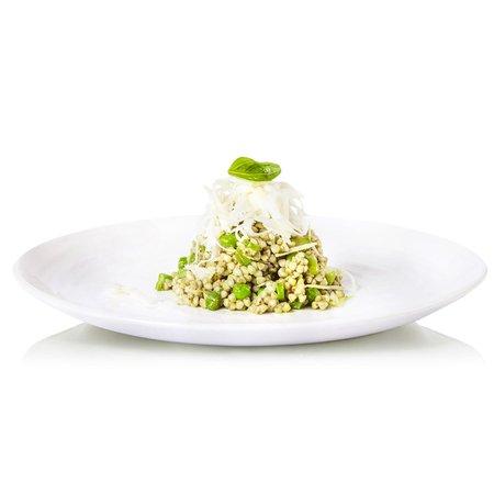 Grano saraceno con verdure primaverili e pesto 200g