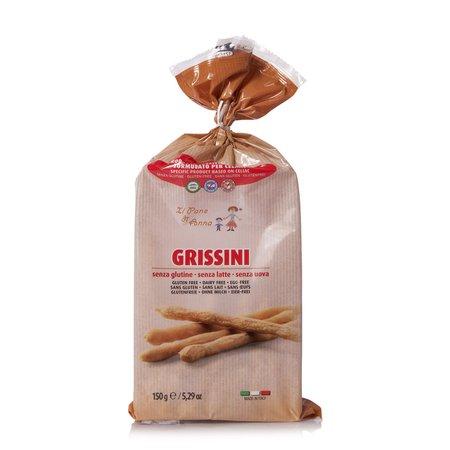 Grissini Senza Glutine 150g
