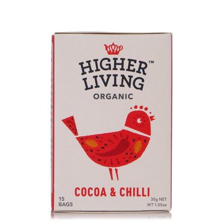 Infuso Cacao e Peperoncino Bio 15 filtri