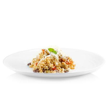 Insalata d'Orzo con Pomodoro, Rucola e Cacioricotta 250g