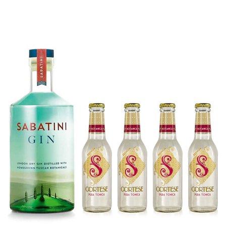 Sabatini Gin & Tonica Scortese
