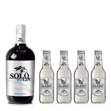 Solo Gin & Tonica Gasco