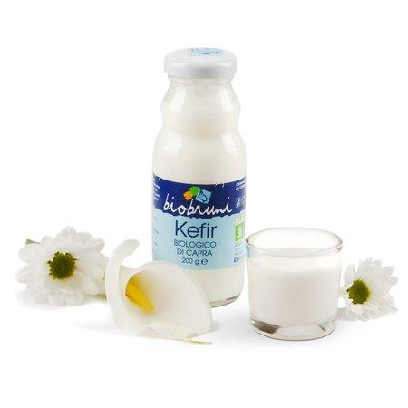 Kefir di Latte di Capra 200g