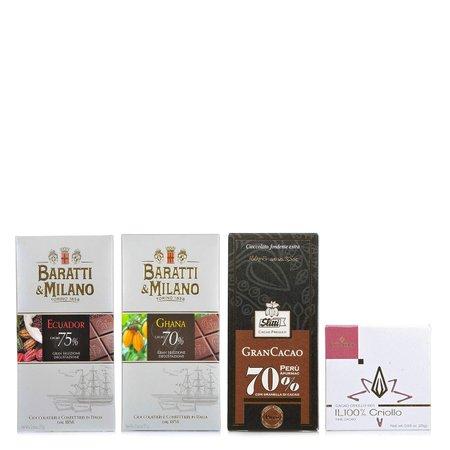 Per chi ama il cioccolato... col cacao Monorigine!
