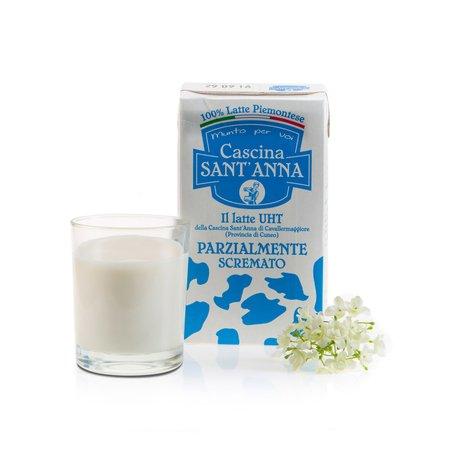 Latte UHT Parzialmente Scremato 0,5l