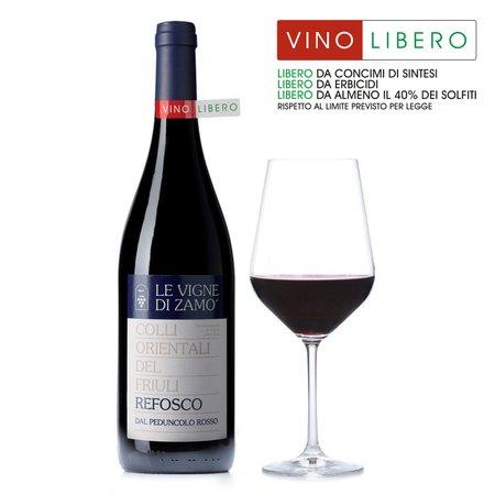 Refosco dal Peduncolo Rosso Colli Orientali del Friuli 0,75l