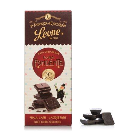Tavoletta di Cioccolato Extra Fondente 74% 75g