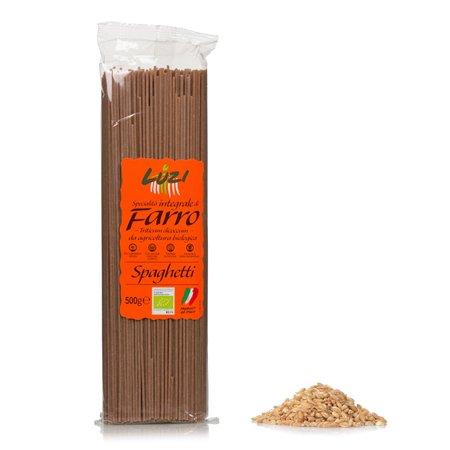 Spaghetti Integrali al Farro Bio 500g