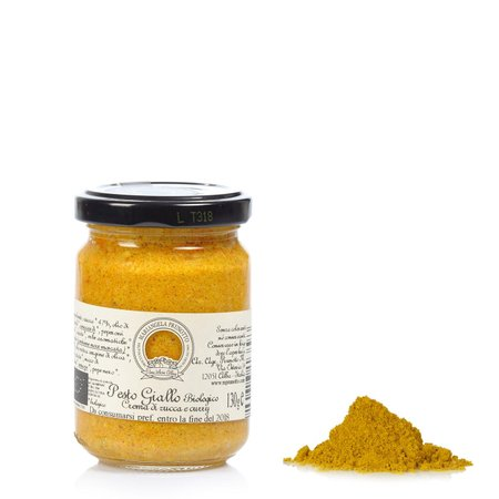Pesto Giallo Bio 130g