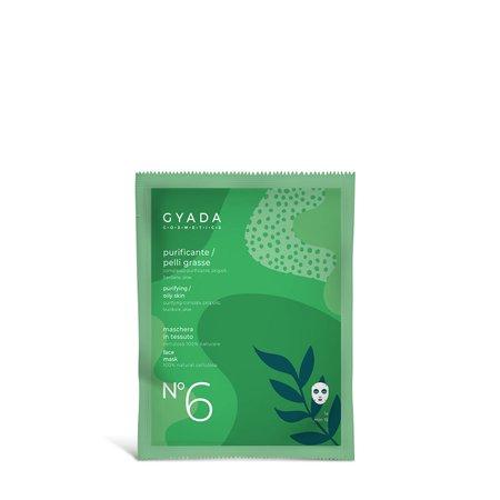 Maschera in Tessuto Purificante n.6 21ml