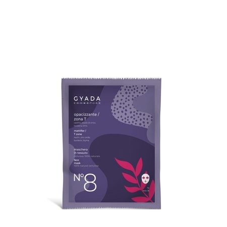 Maschera in tessuto Opacizzante n.8 21ml