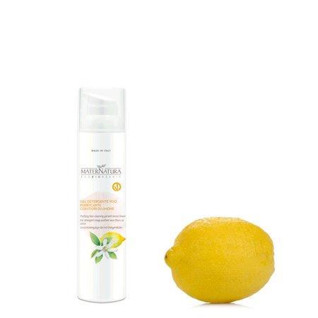 Gel Detergente Viso Limone 0,1l