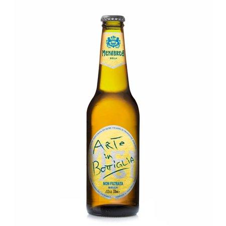 Birra Menabrea Non Filtrata 0,33l