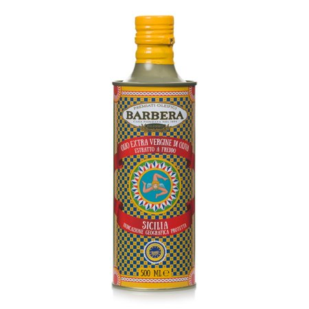 Olio IGP Sicilia in Lattina 0,5l