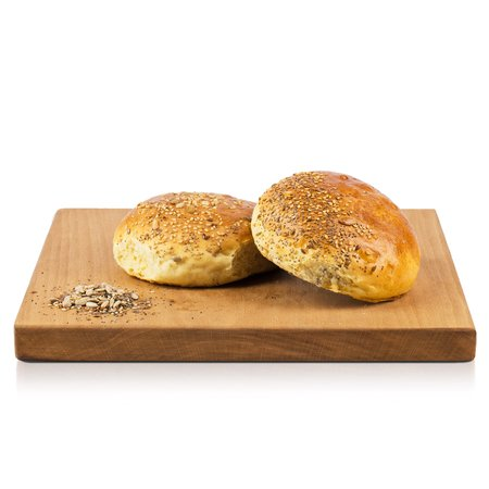 Pane all'Enkir per hamburger 180g