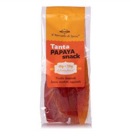 Papaya Disidratata a Fette 50g