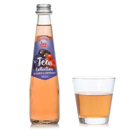 Tè Bianco Superfrutti bio 250ml