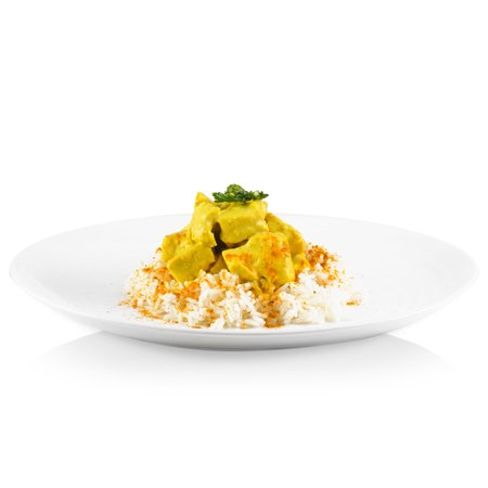 Pollo al Curry 200g