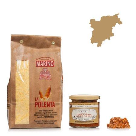 Dedicato al Trentino Alto Adige
