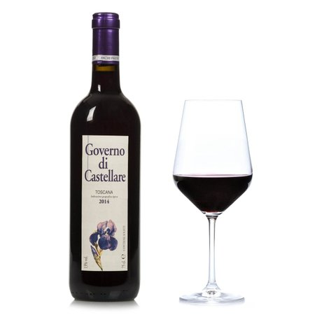 Vino Rosso Governo IGT  0,75l