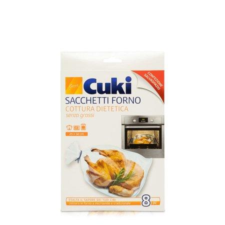Sacchetti da Forno Cottura Dietetica 8pz