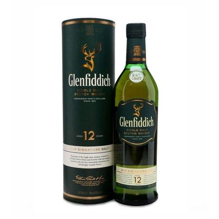 Single Malt Scotch Whisky 12 Year Old 0,70l