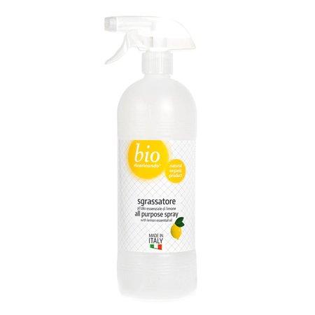 Sgrassatore Spray al Limone 1l