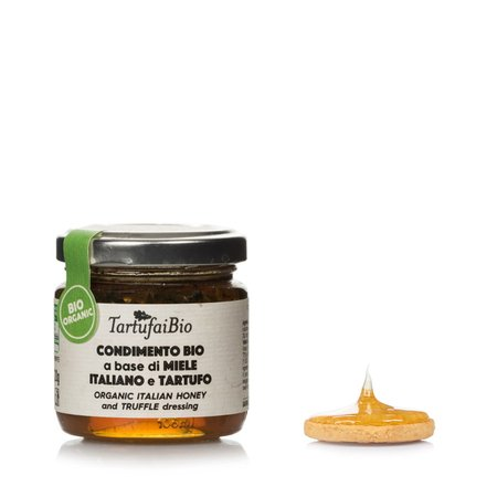 Condimento Bio Miele e Tartufo 120g