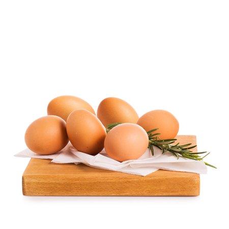 Uova Biologiche 6 pezzi