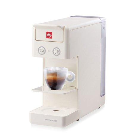 Macchinetta da Caffe Y3.3 Bianca