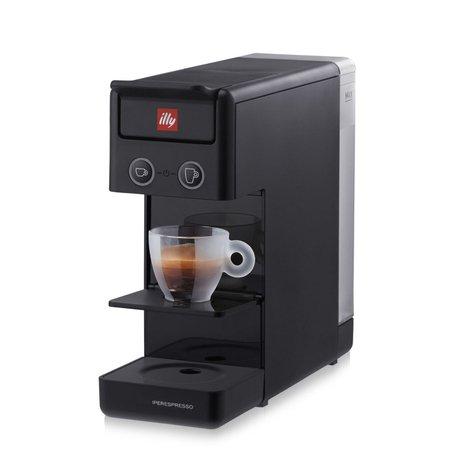 Macchinetta da Caffe Y3.3 Nera