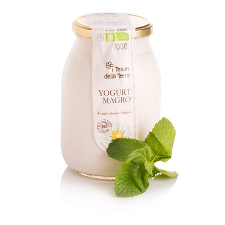 Yogurt Bianco Magro 1l