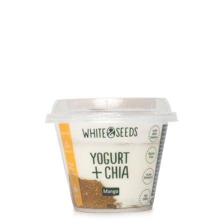 Yogurt Chia e Mango 180g