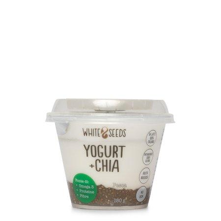 Yogurt Chia e Pesca 180g