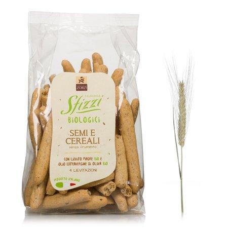 Sfizi Semi e Cereali Bio 200g