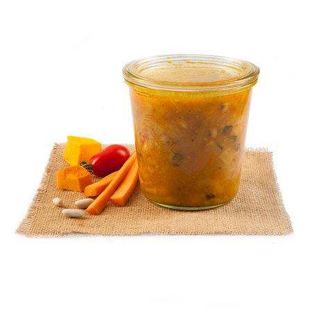 Zuppa Arancio con verdure di stagione 650g