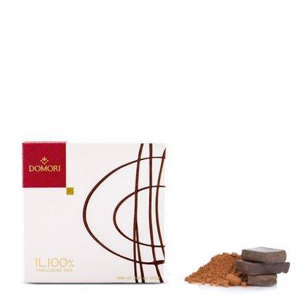 Tavoletta di cioccolato fondente 100% Criollo 50 g