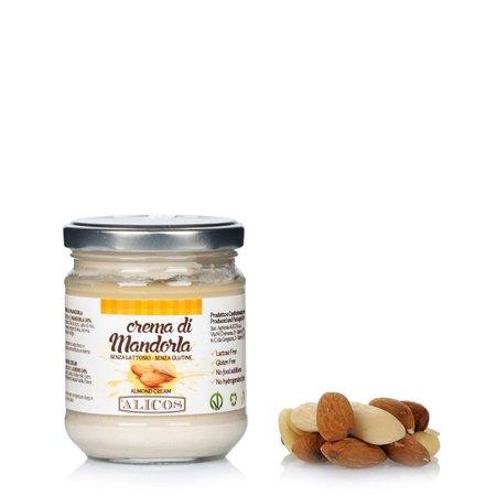 Crema di Mandorla Bio Vegana 190g