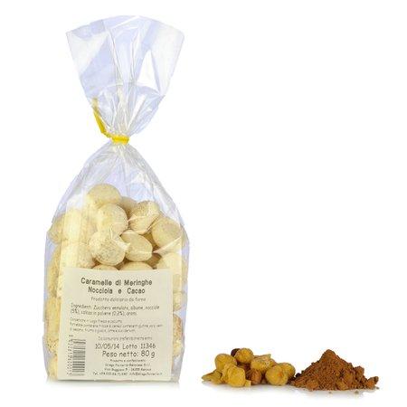 Meringhe Nocciola e Cioccolato 80g