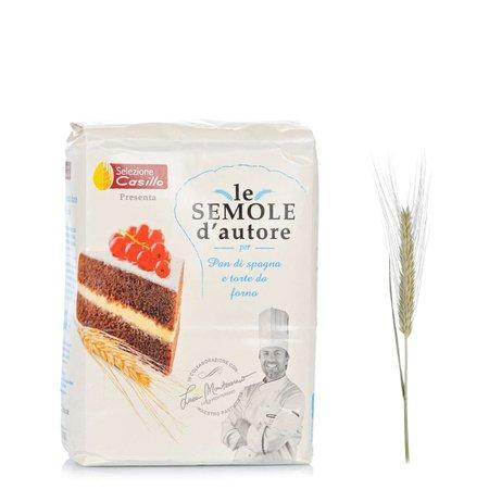 Semola di Grano Duro per Torte 1kg