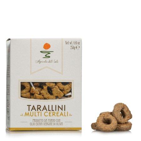 Tarallini Multicereali 250g