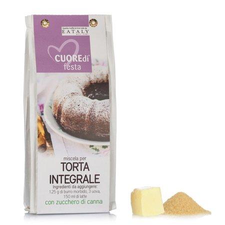 Preparato Torta Integrale 400g