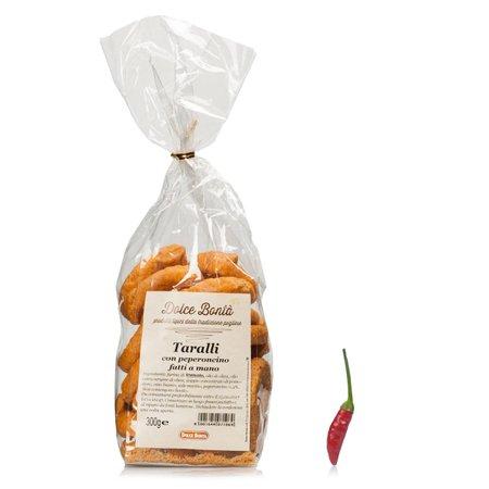 Taralli Peperoncino 300g