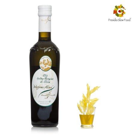 Olio extravergine d'oliva Selezione Alina 0,5l