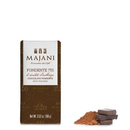 Tavoletta di Cioccolato Fondente Extra 75% 100g